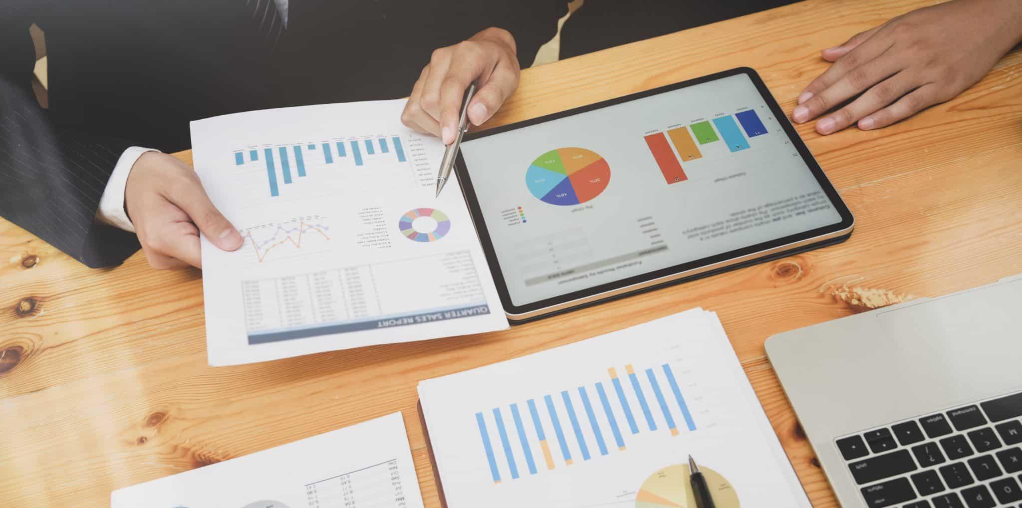 contoh laporan yang dihasilkan software ERP