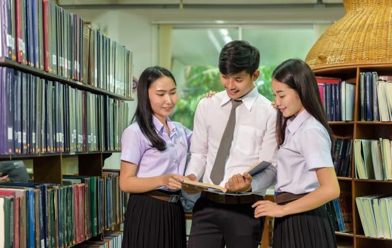 Ilustrasi perusahaan jasa pendidikan