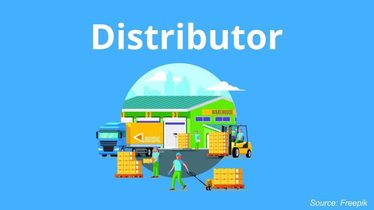 Distributor adalah