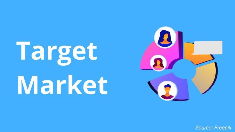 target market adalah