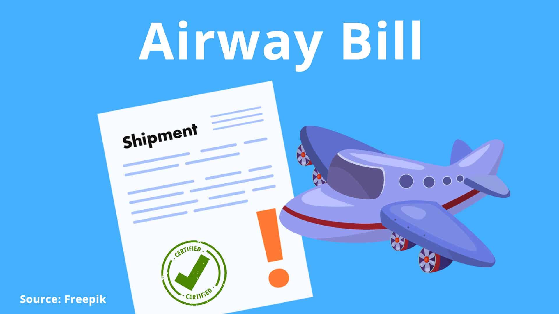 Airway Bill