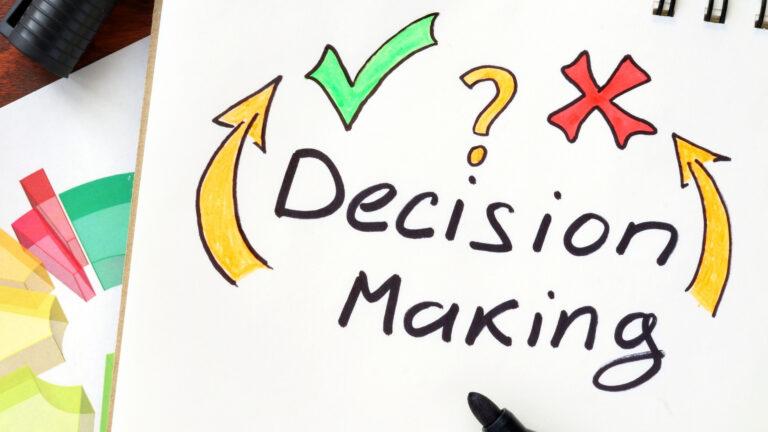 Decision Making adalah