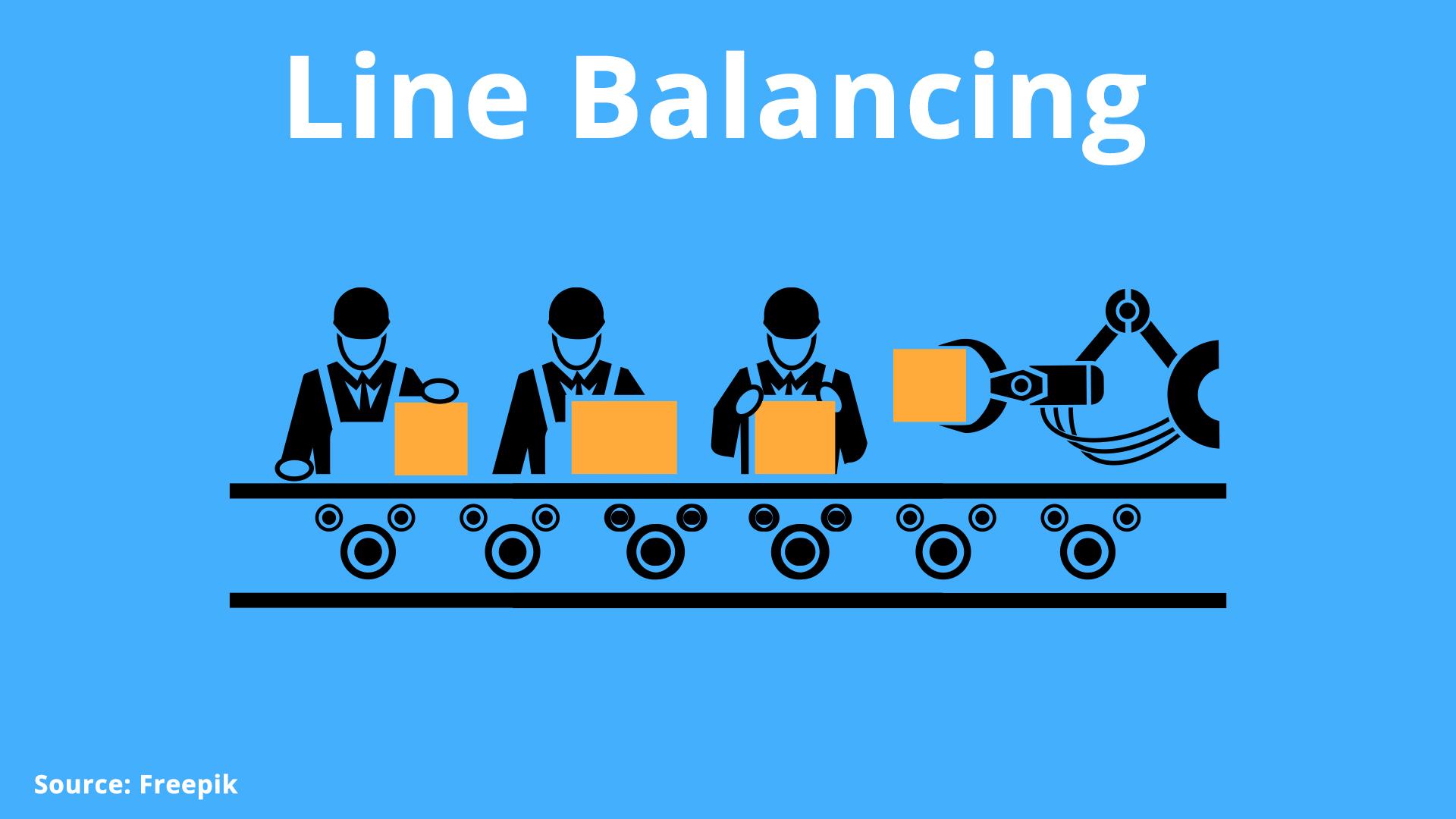 Line Balancing Adalah