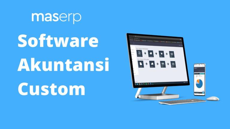 Software Akuntansi Custom