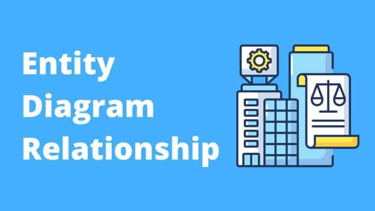 Entity Diagram Relationship