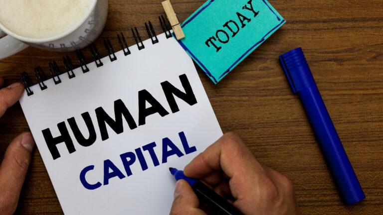 Human Capital Adalah