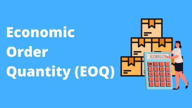 Economic Order Quantity Adalah